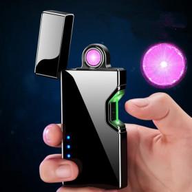 DAROBTL Korek Api Elektrik Pulse Plasma Arc Touch Sensor - JJA137 - Black - 3