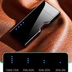 DAROBTL Korek Api Elektrik Pulse Plasma Arc Touch Sensor - JJA137 - Black - 5