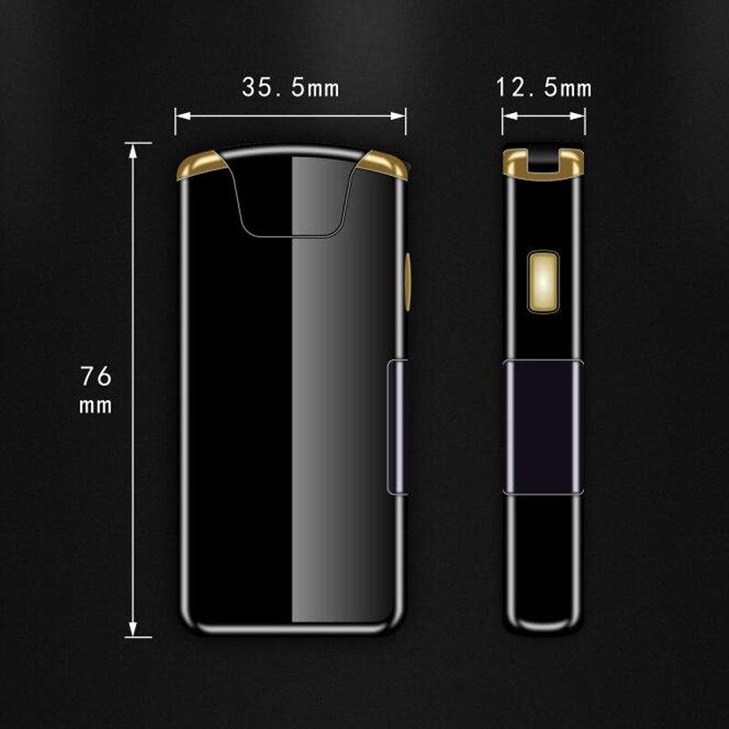 DAROBTL Korek Api Elektrik Pulse Plasma Arc with Power ...