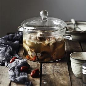 Panci Set & Wajan - OneTwoCups Pot Panci Masak Stewing Soup Pot 15CM - YWJ-1265
