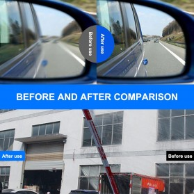 Vvcesidot Cairan Sabun Kaca Mobil Glass Oil Film Remover 120ml - TSLM11 - Orange - 4