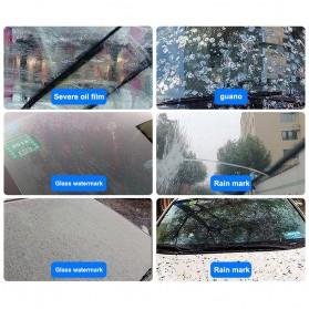 Vvcesidot Cairan Sabun Kaca Mobil Glass Oil Film Remover 120ml - TSLM11 - Orange - 5