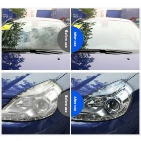 Vvcesidot Cairan Sabun Kaca Mobil Glass Oil Film Remover 120ml - TSLM11 - Orange - 8