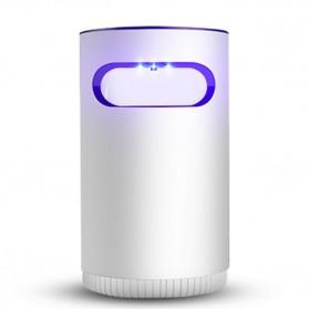 ETONTECK Pembasmi Nyamuk UV USB Light Mosquito Lamp - M33 - White