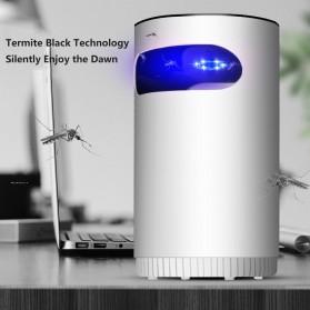 ETONTECK Pembasmi Nyamuk UV USB Light Mosquito Lamp - M33 - White - 3