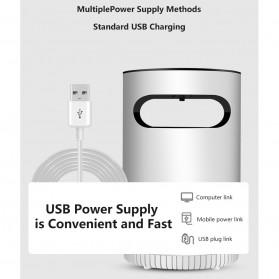 ETONTECK Pembasmi Nyamuk UV USB Light Mosquito Lamp - M33 - White - 7