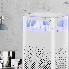 ETONTECK Pembasmi Nyamuk UV USB Light Mosquito Lamp - M44 - White - 2