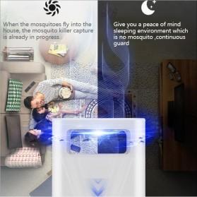 ETONTECK Pembasmi Nyamuk UV USB Light Mosquito Lamp - M44 - White - 6