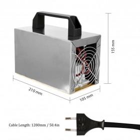 KKMOON Mesin Ozonizer Ozone Generator Air Purifier Formaldehyde 24G 220V - JK-26 - 6