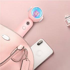 Vinkkatory USB Humidifier Nano Mist Sprayer Facial Steamer Moisturizer Nebulizer 30ml - LR3 - White - 9