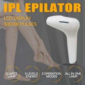 Vancostar IPL Laser Epilator Permanent Hair Removal 500000 Flashes - D-1176 - White - 3