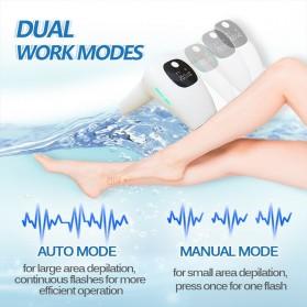 Vancostar IPL Laser Epilator Permanent Hair Removal 500000 Flashes - D-1176 - White - 6