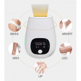 Vancostar IPL Laser Epilator Permanent Hair Removal 500000 Flashes - D-1176 - White - 8