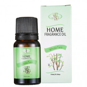Home Pure Essential Fragrance Oils Minyak Aromatherapy Diffusers White Tea 10ml - RH-27