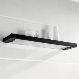 TURS Gantungan Dinding Kamar Mandi Premium Tempat Sabun Serbaguna N1-B - Black - 2