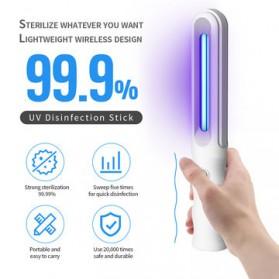 Cansafe Lampu UV Sterilization Portable Disinfektan Germicidal Lamp - UVL06 - White