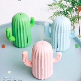 Himist Cactus Air Humidifier Aromatherapy Oil Diffuser LED 340ml - HM340 - Green - 2