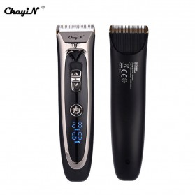 SURKER Alat Cukur Elektrik Hair Clipper Trimmer Cordless Barber - RFC-688B - Black - 1