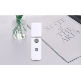 Vinkkatory Humidifier Nano Mist Sprayer Facial Steamer Moisturizer Nebulizer 20ml - L8 - White - 8