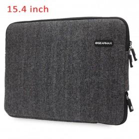Gearmax Waterproof Sleeve Case for Laptop 15.4 Inch - GM1705 - Black