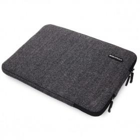 Gearmax Waterproof Sleeve Case for Laptop 15.4 Inch - GM1705 - Black - 3