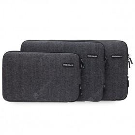 Gearmax Waterproof Sleeve Case for Laptop 15.4 Inch - GM1705 - Black - 4