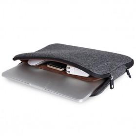 Gearmax Waterproof Sleeve Case for Laptop 15.4 Inch - GM1705 - Black - 6
