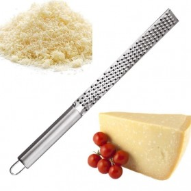 TEAEGG Parutan Kentang Keju Lemon Sayur Vegetable Grater Slicer Tool - A46 - Silver - 5