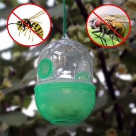 JIYUE Perangkap Nyamuk Lalat Mosquito Fly Catching Trap - JY-002 - Green