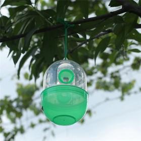 JIYUE Perangkap Nyamuk Lalat Mosquito Fly Catching Trap - JY-002 - Green - 2