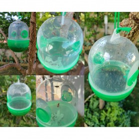 JIYUE Perangkap Nyamuk Lalat Mosquito Fly Catching Trap - JY-002 - Green - 7