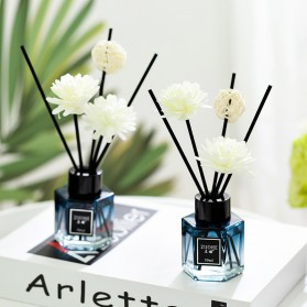 ZUOHE Parfum Ruangan Aroma Diffuser Reed Rattan Sticks Lemon 50ml - ML847 - 3