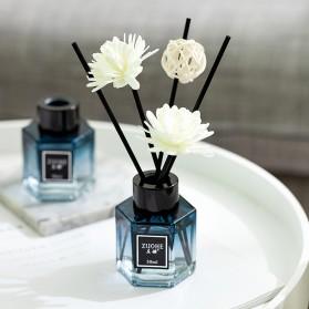 ZUOHE Parfum Ruangan Aroma Diffuser Reed Rattan Sticks Lemon 50ml - ML847 - 4