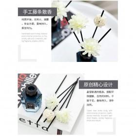 ZUOHE Parfum Ruangan Aroma Diffuser Reed Rattan Sticks Lemon 50ml - ML847 - 7