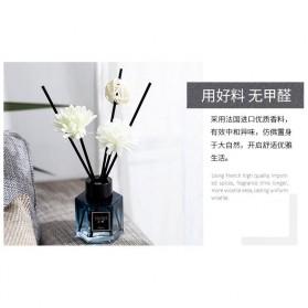 ZUOHE Parfum Ruangan Aroma Diffuser Reed Rattan Sticks Lemon 50ml - ML847 - 8