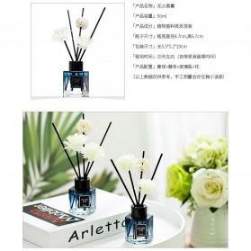 ZUOHE Parfum Ruangan Aroma Diffuser Reed Rattan Sticks Lemon 50ml - ML847 - 9