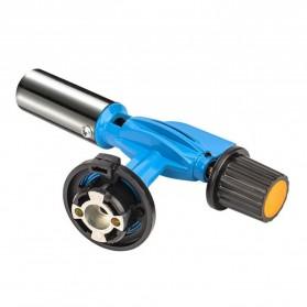 OOTDTY Kepala Gas Butane Multi Purpose Torch Jet Fire Gun - AG-900 - Blue - 2