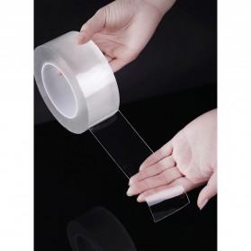YouLian Lakban Waterproof Dapur Kitchen Sink Seal Tape 1x30mm 5 Meter - NJD11 - Transparent - 10