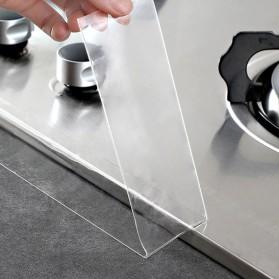 YouLian Lakban Waterproof Dapur Kitchen Sink Seal Tape 1x30mm 5 Meter - NJD11 - Transparent - 5