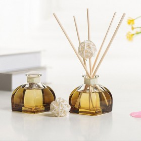 Fireless Parfum Ruangan Aroma Diffuser Reed Rattan Sticks Gardenia 50ml - DF-101