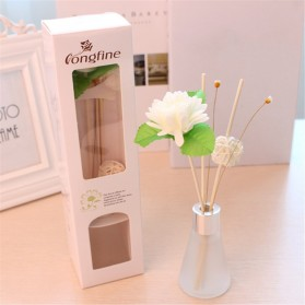 Longfine Parfum Ruangan Aroma Diffuser Reed Rattan Sticks Osmanthus 50ml - MAY07
