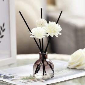 ZUOHE Parfum Ruangan Aroma Diffuser Reed Rattan Sticks Gardenia 50ml - ML846