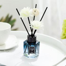 ZUOHE Parfum Ruangan Aroma Diffuser Reed Rattan Sticks Rose 50ml - ML847