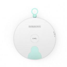 HIAISB Lampu UVC Sterilization Portable Disinfektan Germicidal Lamp - HINS002 - White