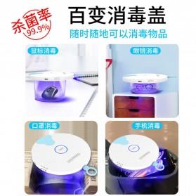 HIAISB Lampu UVC Sterilization Portable Disinfektan Germicidal Lamp - HINS002 - White - 5