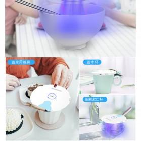 HIAISB Lampu UVC Sterilization Portable Disinfektan Germicidal Lamp - HINS002 - White - 6