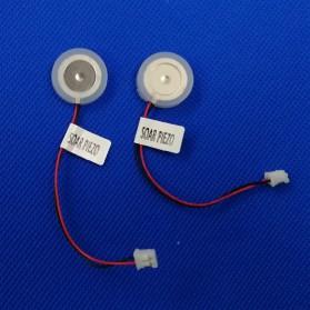 SOAR PIEZO Pembuat Kabut Embun Mist Spray Fog Maker Atomizer Spray Atomizing Transducer Plate 16 mm 4 PCS - WT02 - White