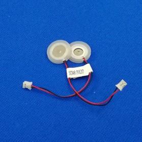 SOAR PIEZO Pembuat Kabut Embun Mist Spray Fog Maker Atomizer Spray Atomizing Transducer Plate 16 mm 4 PCS - WT02 - White - 3