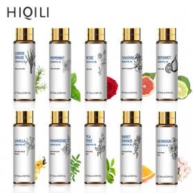 HIQILI Pure Essential Fragrance Oils Minyak Aromatherapy Diffusers Eucalyptus 10ml - HQ01 - 2