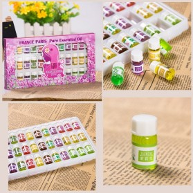 OUBBGLVS Essential Oils Minyak Aromatherapy Diffusers Floral 3ml 36 PCS - OV01